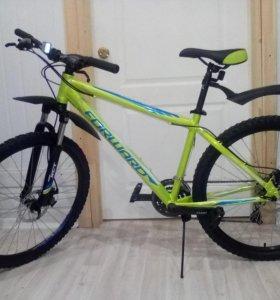 Велосипед форвард апач 2.0 диск