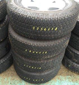 275/65 R18 Michelin LTX A/T2 (U.S.A)