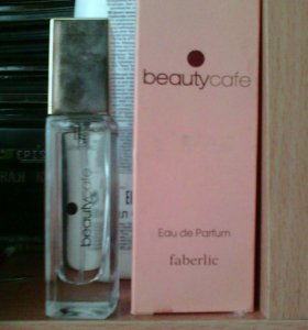 Beautycafe faberlic