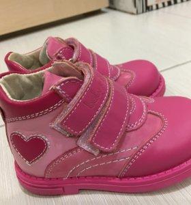 Новые ботинки (baby go)