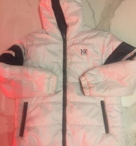 Куртка демисезонная, двухсторонняя