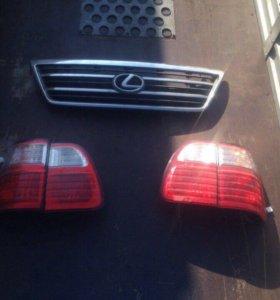 Продам фары заднии на Lexus LX 470