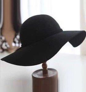 Шляпа Н&М новая шерсть 100%