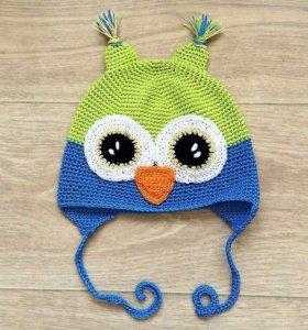 Детская шапочка весна-холодное лето