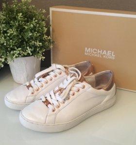 кроссовки-кеды Michael Kors