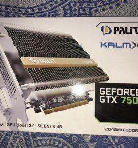 Видеокарта Palit KalmX Geforce GTX 750