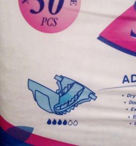 Памперсы для лежачих