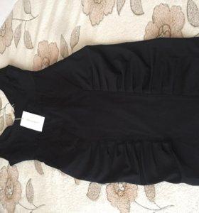 Чёрное идеальное платье