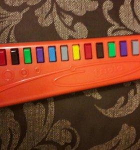 Музыкальный инструмент. Дудка