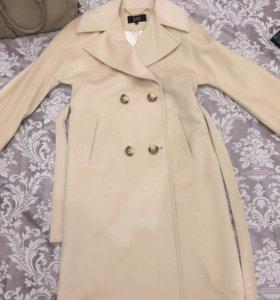 Кашемировое пальто!!