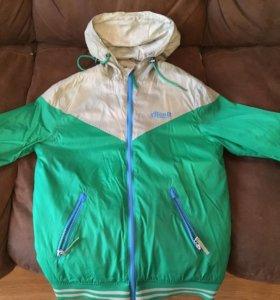 Легкая подростковая куртка Alcott