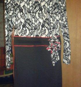 Платье 46 - 48 р.