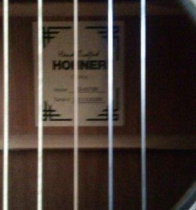 Аккустическая шестиструнная гитара Hohner
