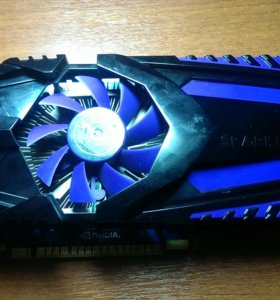 Видеокарта Geforce 550ti