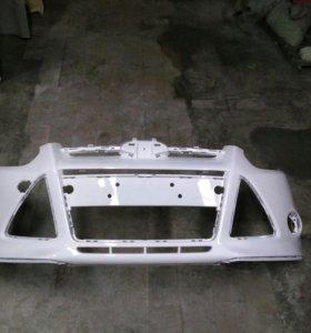 Бампер форд фокус3