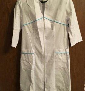 Новые медицинские халаты