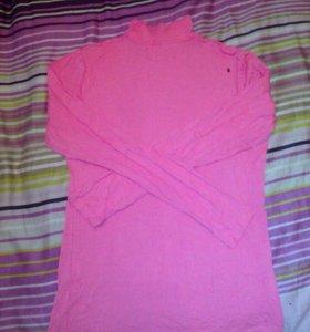 Водолазка блузка рубашка свитер