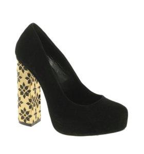 Замшевые туфли ASOS , 40 размер