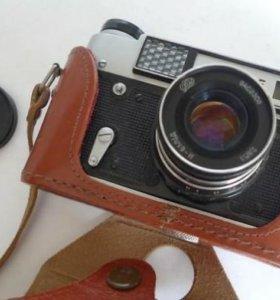 Фотоаппарат, фэд-5 Новый, Профессиональное Фото