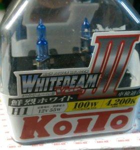 Koito White Beam III