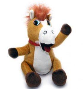 Лошадь повторюшка