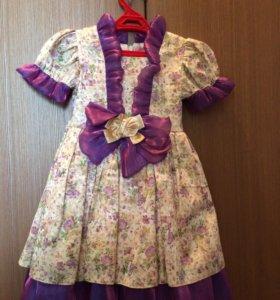 Детские вещи(платья)