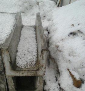 Лоток теплотрасс ЖБ