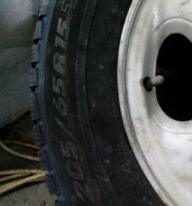 Колёса на литых дисках для FORD