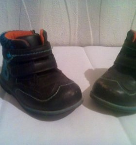 Сандалии и ботинки