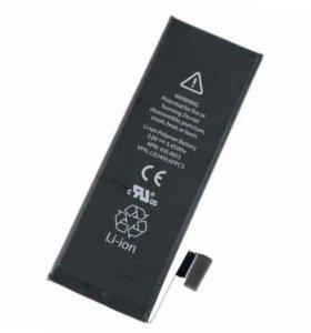 Батарея аккумулятор на iphone 4,4s,5,5s,6,6s,6+