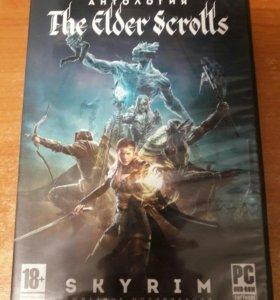 Диск The elder scrolls ( анталогия )