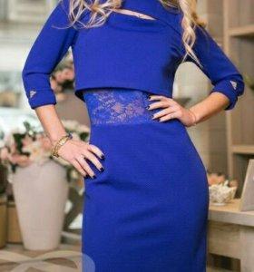 Новое платье футляр M