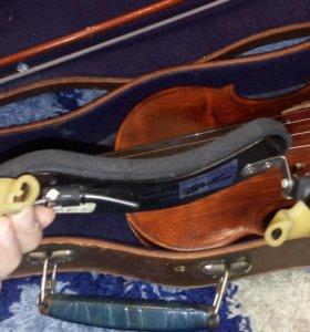 Скрипка..