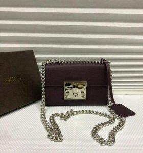 Женская сумка клатч Gucci