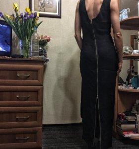 Шикарное черное платье by Malene Birger