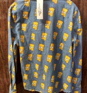 """Рубашка """" Симпсоны """""""