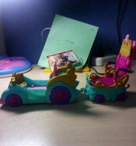 Машинка My Little Pony