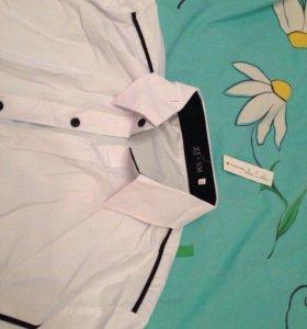 Рубашка мужская новая с биркой