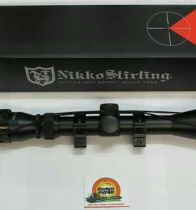 Nikko stirling 3-9x40