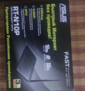 Wi-Fi роутер Asus RT-N10E