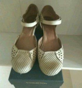 Босоножки туфли TJ collection