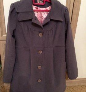 Пальто для беременных 48 р
