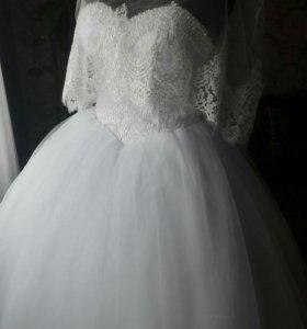 Свадебные накидки новинки