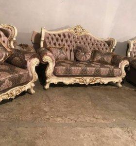 "Комплект мягкой мебели ""Фараон"""