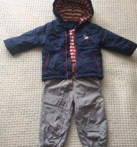 Куртка и брюки 80р
