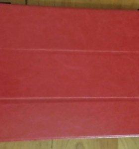 Кожаный чехол Samsung Tab4 10.1