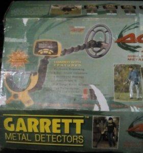 Металлоискатель Гарретт 250  89129361001