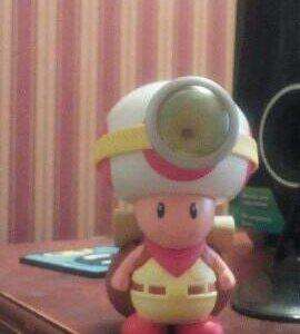 Фигурка-ночник Toad