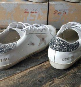 Golden Goose Deluxe Brand кеды 'Super Star'