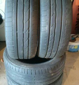 Продам резину Bridgestone turanza er300 Runflat